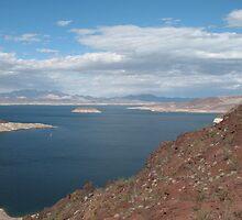 Lake Mead by ROB HUGHES