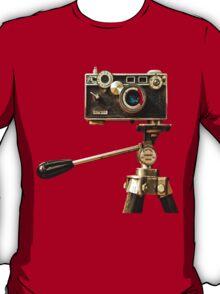 Vintage Argus Camera & Tripod T-Shirt