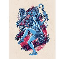 Kali Photographic Print