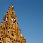 Royal Liver Building - Liverpool by Paul Madden