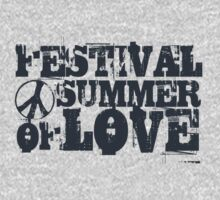Festival Summer of Love by Cheesybee