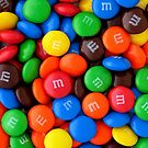 M&amp;M iPhone 5 case by Jnhamilt
