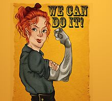 We Can Do It by ConfuzzeldMind