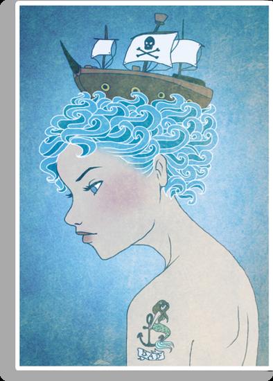 Sailor's Daughter by Lauren Draghetti