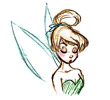 Tinkerbell Photographic Print