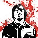 Anton Chigurh (Javier Bardem)  by Creative Spectator