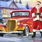 Rat Rod Studios Christmas 5 by ratrodstudios