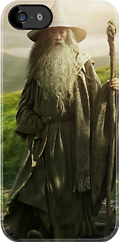 Gandalf The Grey by tabikkat22