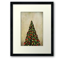 When It's Christmas Time Framed Print