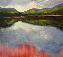 Inner Reflection by Holly Friesen