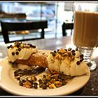 Cannoli and Cappuccino by Mikell Herrick