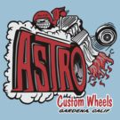 Astro Custom Wheels by GasGasGas