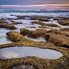 13th Beach ~ Rock Pool by Julie Begg