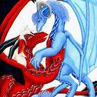 My Blue Swan by Briana Kane