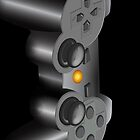 Playstation Controller by TinaGraphics