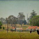 In The Village by Kitsmumma
