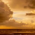 Dramatic Clouds, Another Place, Crosby by Beverley Goodwin