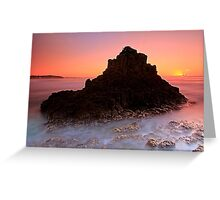 Another Cathedral Rocks  Greeting Card