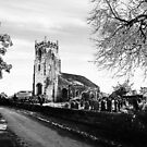 Wilberfoss Church by sweetairhead