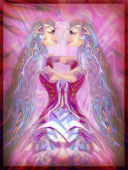 Love within a mystical Consciousness by TheBrit