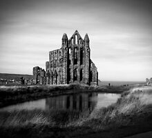 Whitby Abbey by ChrisGothorp