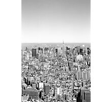 New York Skyline 1 Photographic Print