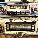 Vintage car radios by htrdesigns