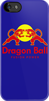Dragon Ball - Fusion power by karlangas