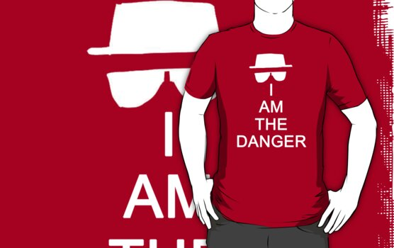 I Am The Danger by ScottW93