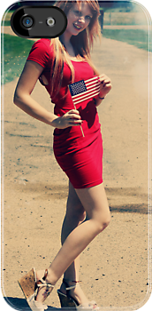 4th Of July IIII by Sarah Miller