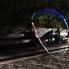 Forever Blowing Bubbles - # 1 by Jazzdenski