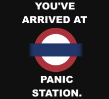 Panic Station by ChromeLion