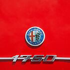 Alfa Romeo 1750 Badge by Flo Smith