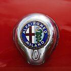 Alfa Romeo Badge by Flo Smith
