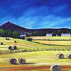 Bennachie at Inverurie by ALICE STUART