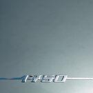 Alfa Romeo 1750 Badge 2 by Flo Smith
