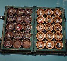 Renaissance Gaming pieces, 1530 Switzerland by Kiriel