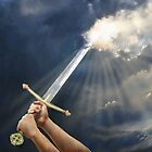 Sword of the Spirit by Tamer ElSharouni by Cindy El Sharouni