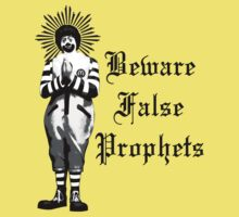 Beware False Prophets by aewayfarer