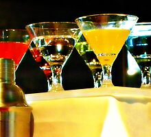 Martini Time by Tisha Clinkenbeard