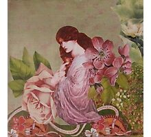 Persephone Before The Fall Photographic Print
