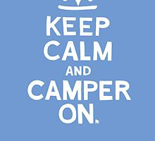 KEEP CALM by bulldawgdude