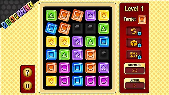 Shapzzle Puzzle Game for Windows 8 by RV AppStudios by johnmorris8755
