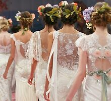 Spring 2013 Lace Wedding Dresses - An Earthly Paradise by bridalfashion