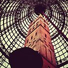 Melbourne Central Shot Tower by Aconissa