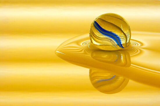 Liquid Gold by Mel Brackstone