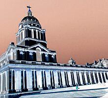 Surreal Greenwich II by Julian Raphael Prante
