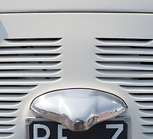 Cinquecento Fiat 500 Boot by Flo Smith