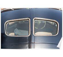 Lancia Aprilia Rear Window Poster