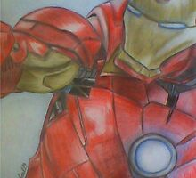 Always Thinking of Iron Man by Zorro18